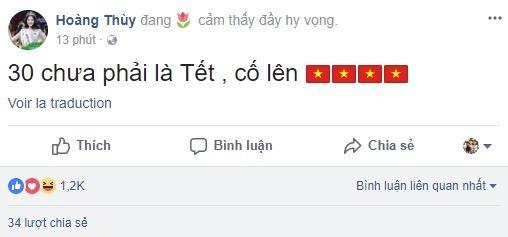 Nguoi ham mo om nhau nhay mua khi U23 Viet Nam danh bai U23 Qatar hinh anh 55
