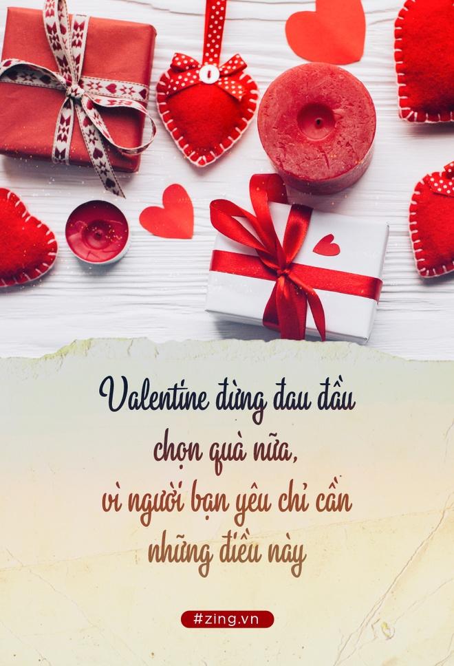 Valentine dung dau dau chon qua nua, nguoi ban yeu chi can dieu nay hinh anh 1