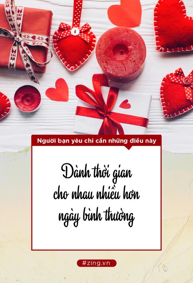 Valentine dung dau dau chon qua nua, nguoi ban yeu chi can dieu nay hinh anh 2
