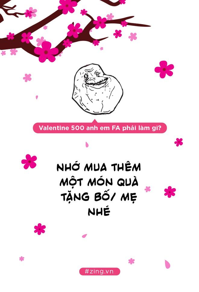 Khong chi Tet, ca Valentine cung ap toi, 500 anh em FA phai lam gi day hinh anh 7