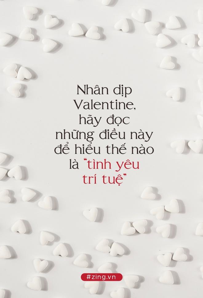 Valentine, hay doc dieu nay de hieu the nao la 'tinh yeu tri tue' hinh anh