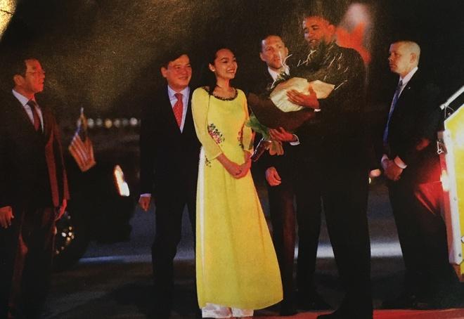 Si quan an ninh tham gia bao ve 4 doi Tong thong My den Ha Noi hinh anh 2