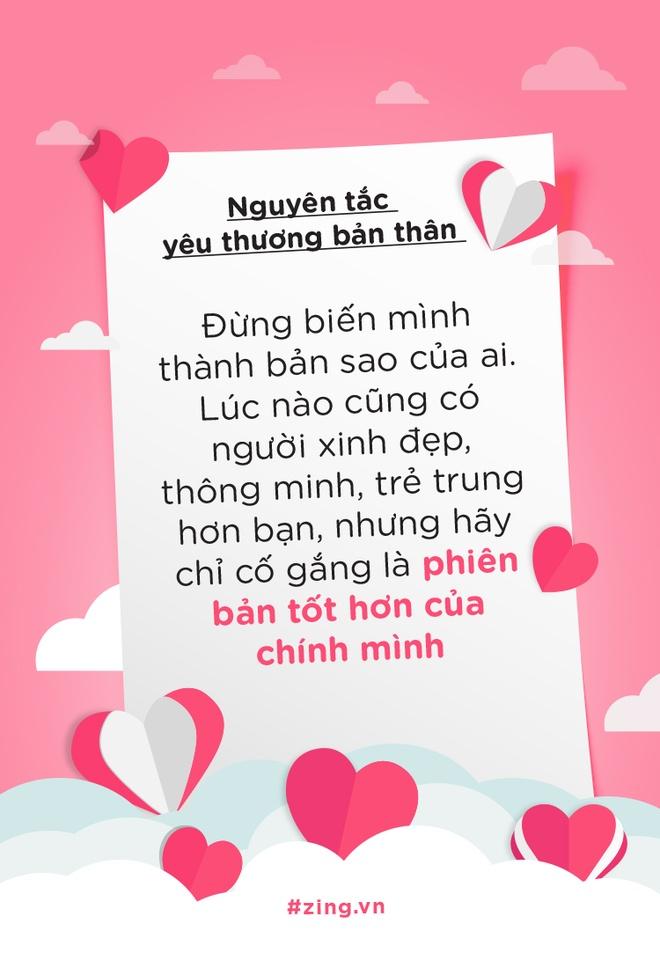 Nguyen tac yeu thuong ban than rat don gian: Sai dau thi sua do hinh anh 4