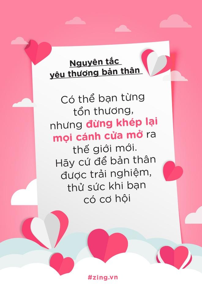 Nguyen tac yeu thuong ban than rat don gian: Sai dau thi sua do hinh anh 8