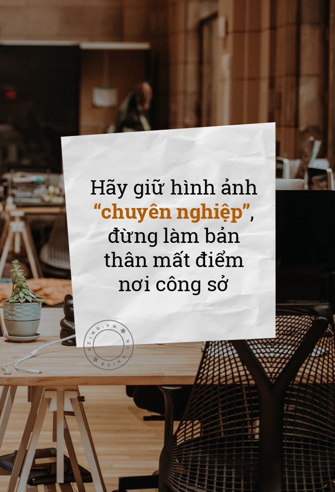 Giu hinh anh 'chuyen nghiep', dung lam ban than mat diem noi cong so hinh anh