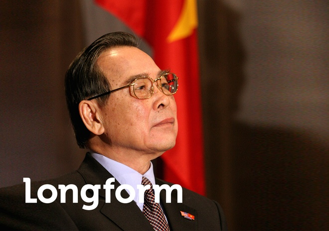 Ong Phan Van Khai: Thuyen truong lang le cua con tau kinh te Viet Nam hinh anh