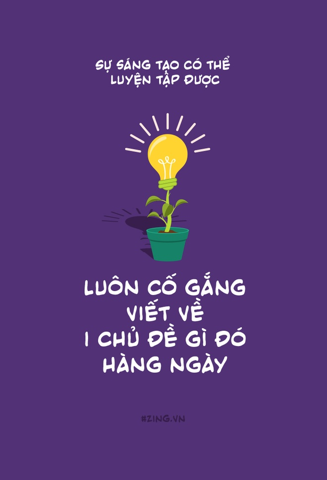 Ban co biet: Su sang tao co the luyen tap duoc hinh anh 3