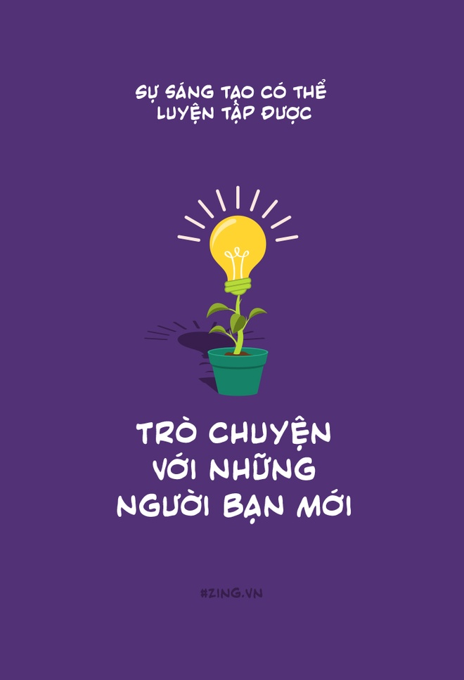 Ban co biet: Su sang tao co the luyen tap duoc hinh anh 5