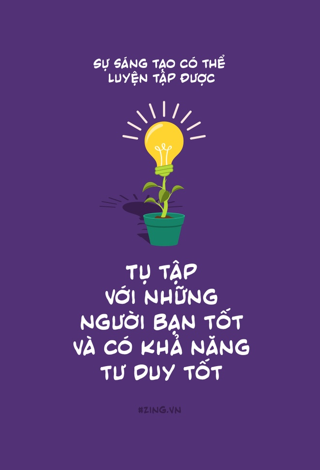 Ban co biet: Su sang tao co the luyen tap duoc hinh anh 6
