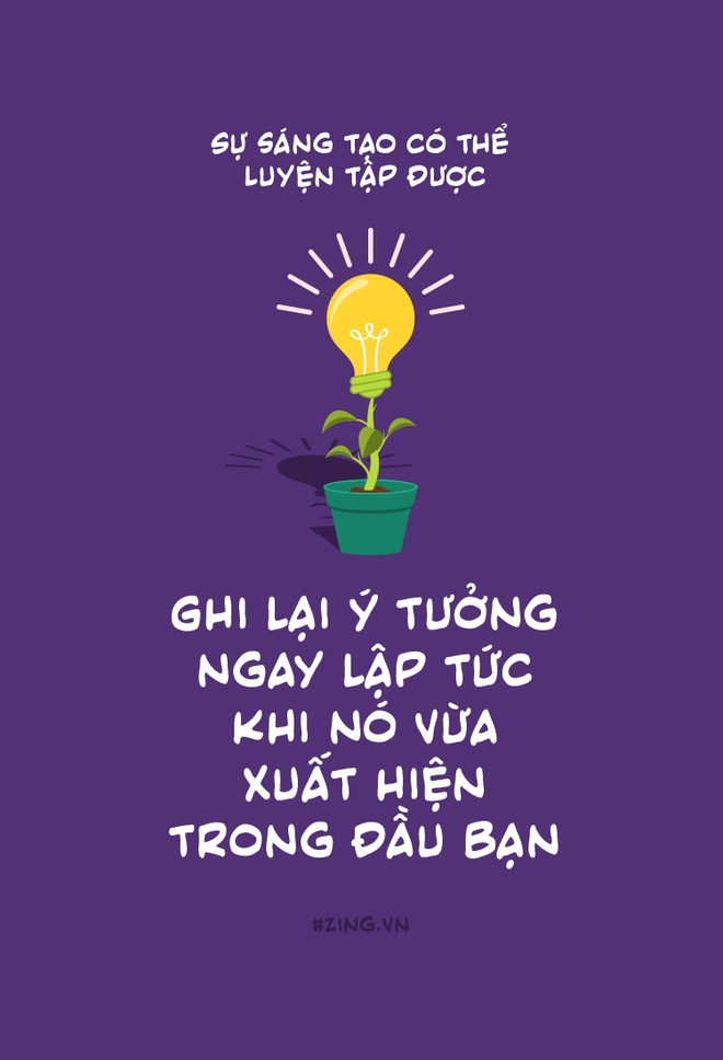 Ban co biet: Su sang tao co the luyen tap duoc hinh anh 8