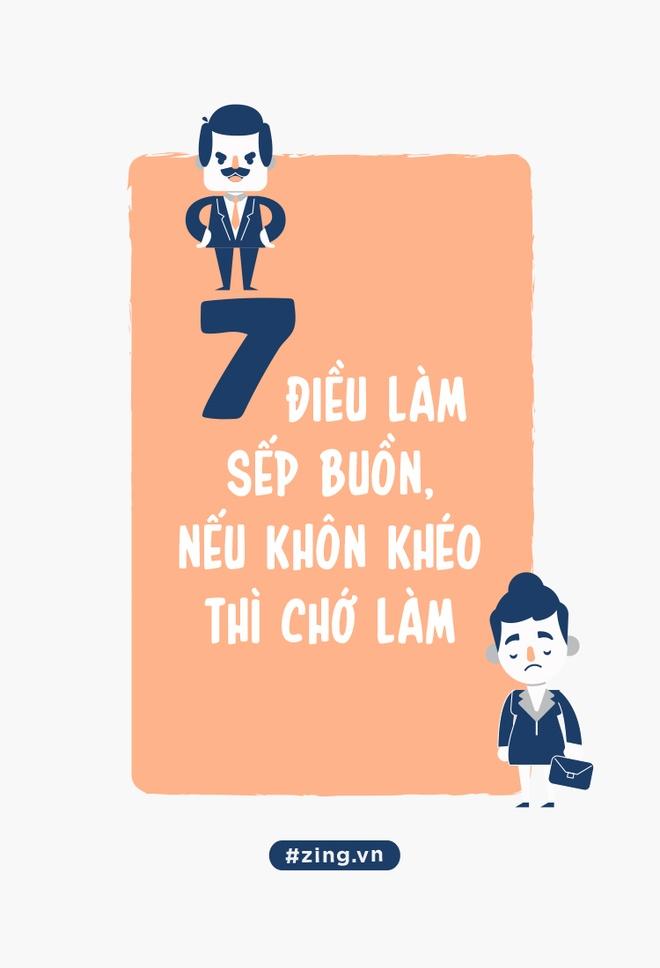 7 dieu lam sep buon, neu khon kheo thi cho lam hinh anh