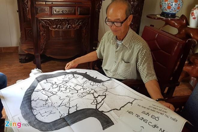 Nguyen Chu tich TP.HCM: 'Dung tim ban do 1/5.000 Thu Thiem nua' hinh anh 1