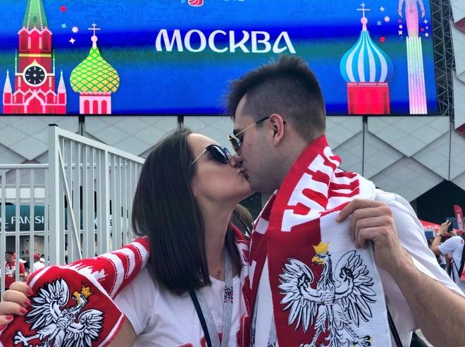 Tinh yeu no ro tren dat Nga mua World Cup hinh anh