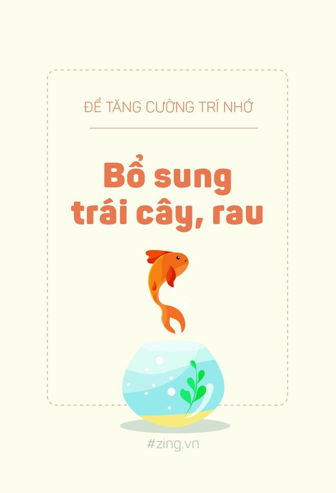 'Nao ca vang' hay an uong nhu the nay de tang cuong tri nho hinh anh 4