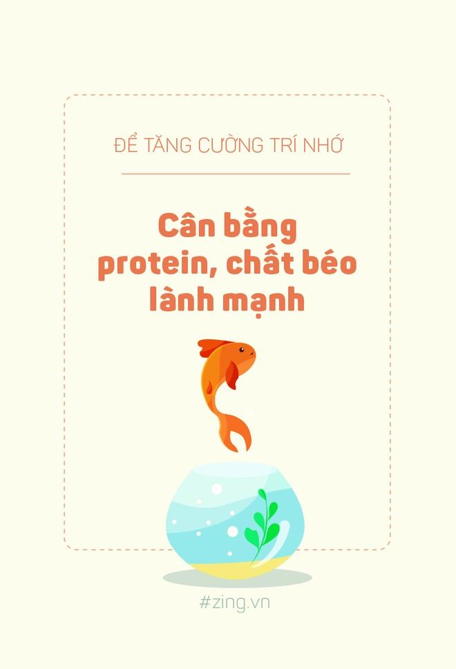 'Nao ca vang' hay an uong nhu the nay de tang cuong tri nho hinh anh 5