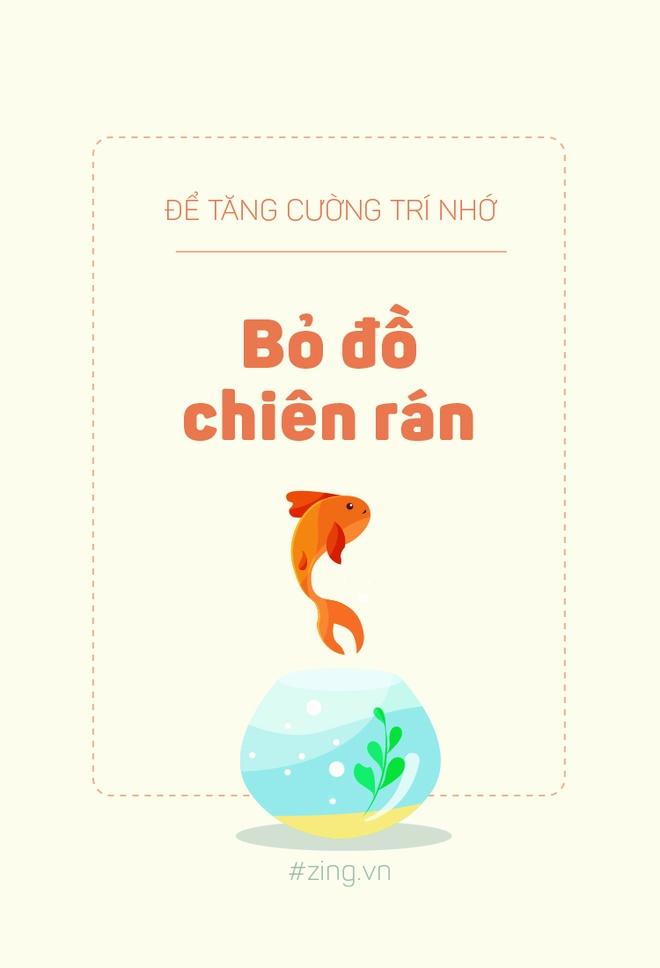 'Nao ca vang' hay an uong nhu the nay de tang cuong tri nho hinh anh 6