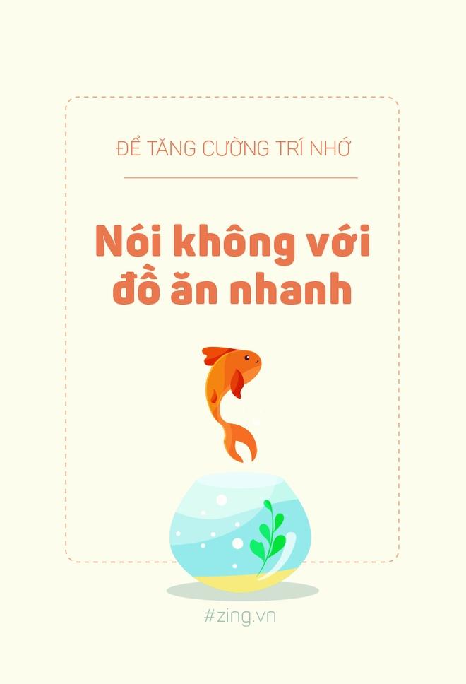 'Nao ca vang' hay an uong nhu the nay de tang cuong tri nho hinh anh 8