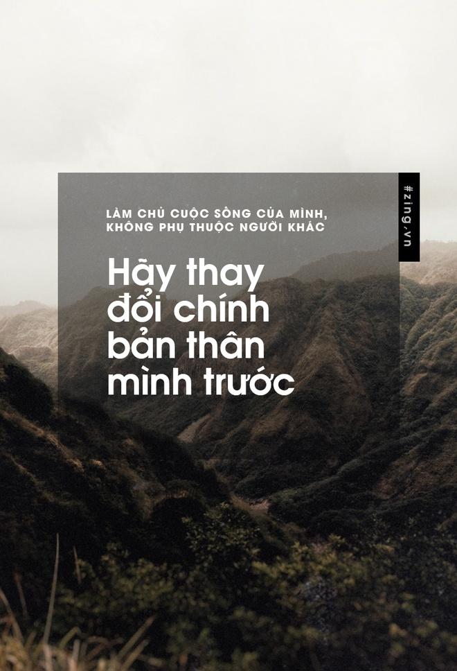 Lam chu cuoc song cua minh, khong phu thuoc nguoi khac hinh anh 2