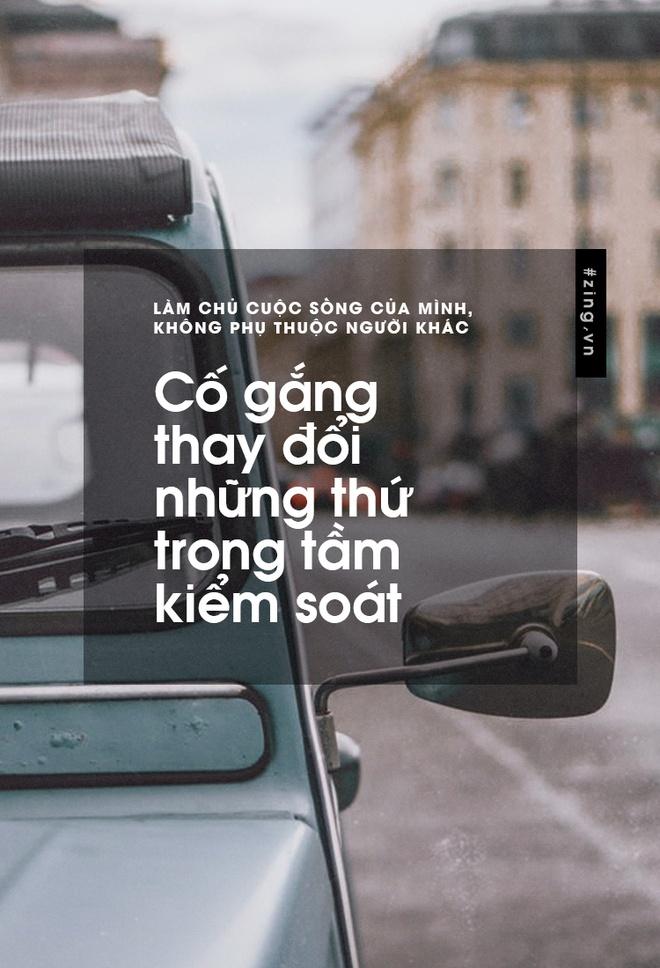 Lam chu cuoc song cua minh, khong phu thuoc nguoi khac hinh anh 6