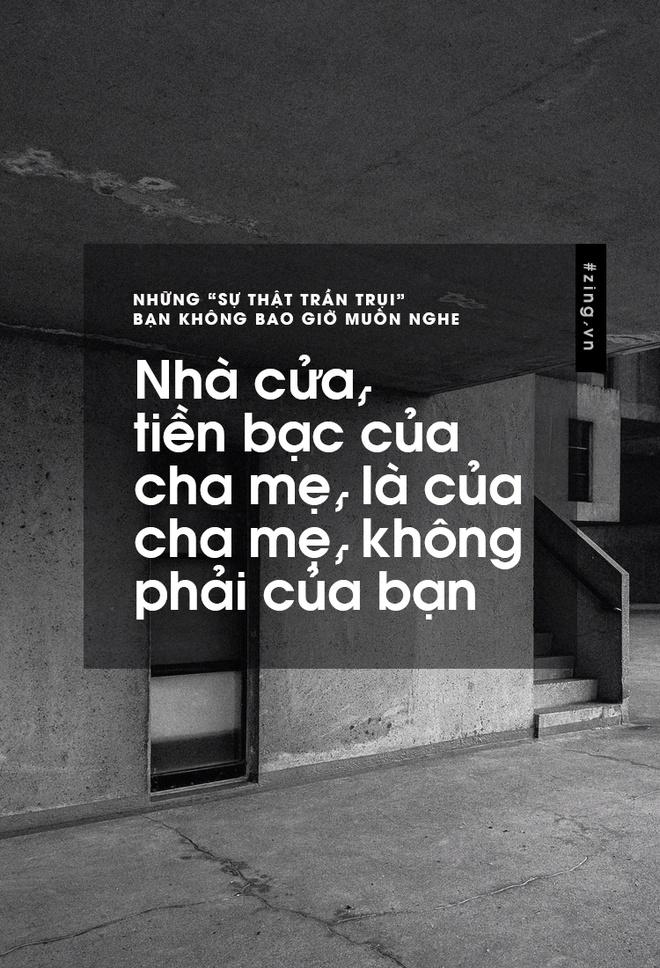 Nhung 'su that tran trui' ban khong muon nghe nhung lai la su that hinh anh 4