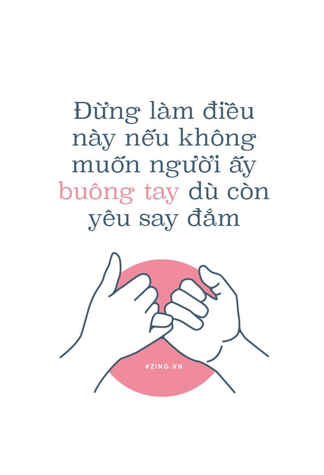 Dung lam dieu nay neu khong muon nguoi ay buong tay du con yeu say dam hinh anh 1