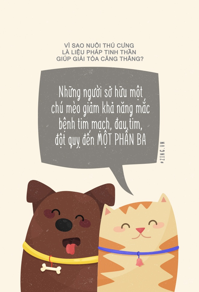 Vi sao nuoi thu cung la lieu phap tinh than giup giai toa cang thang? hinh anh 3