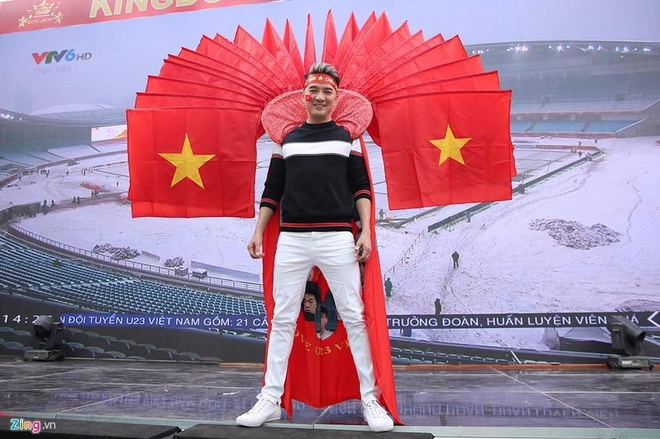 Nguoi ham mo nan lai den phut cuoi co vu tuyen Olympic Viet Nam hinh anh 9