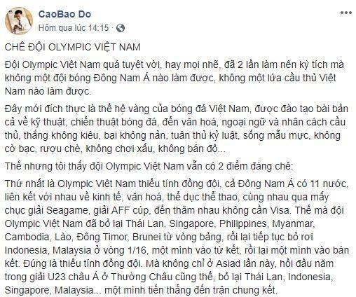 Nguoi ham mo nan lai den phut cuoi co vu tuyen Olympic Viet Nam hinh anh 15