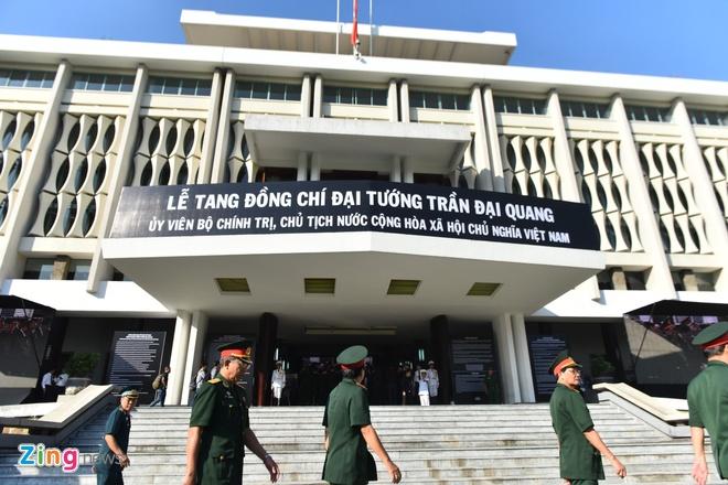 Chu tich nuoc Tran Dai Quang tu tran anh 34