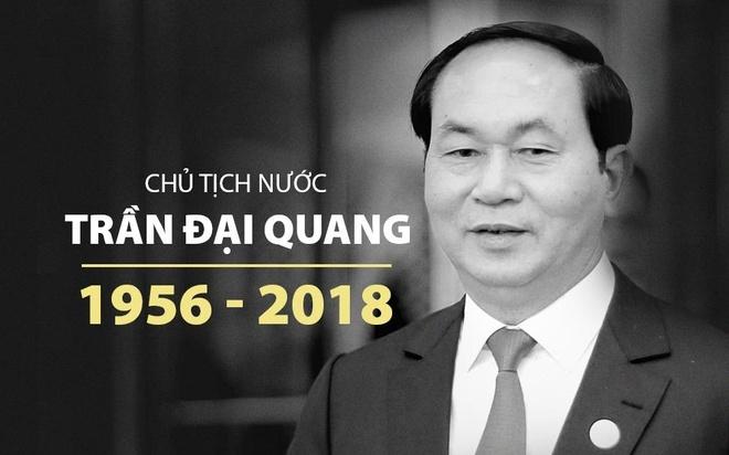 Loi tu biet xuc dong trong so tang Chu tich nuoc Tran Dai Quang hinh anh