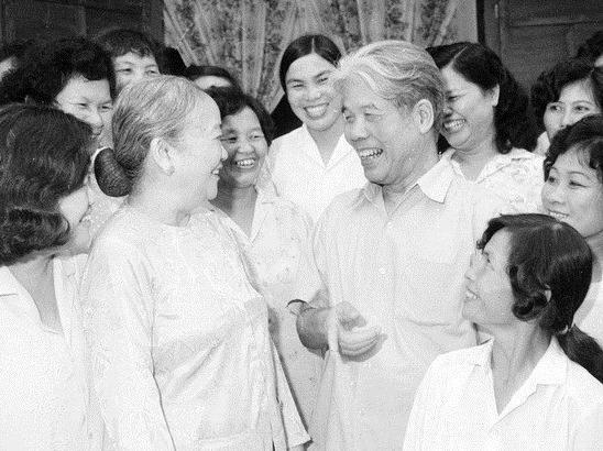 Nguyen Tong bi thu Do Muoi - nha lanh dao tai nang hinh anh