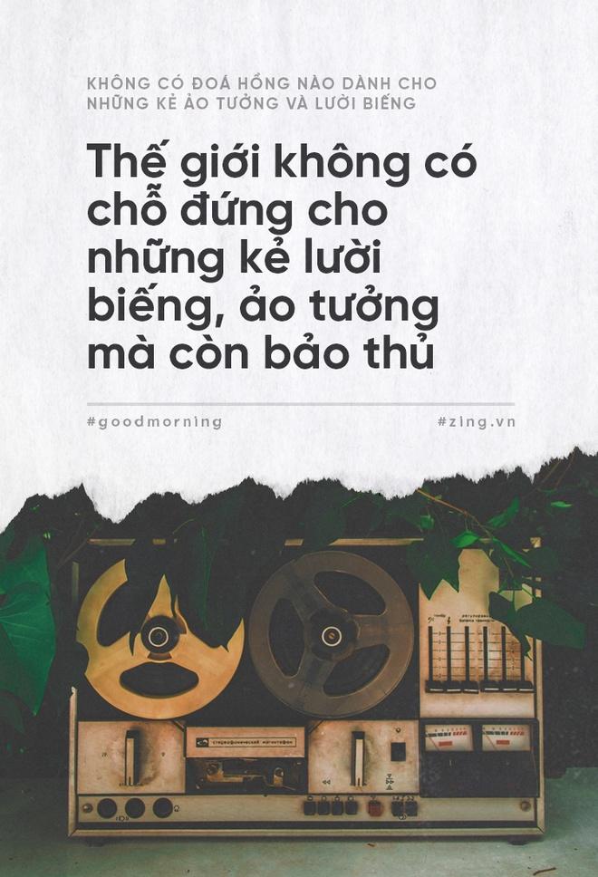 Khong co doa hong nao danh cho nhung ke ao tuong va luoi bieng hinh anh 7