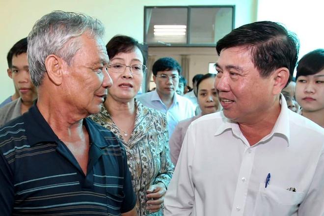 Chu tich UBND TP.HCM: Toi chan thanh xin loi nguoi dan Thu Thiem hinh anh