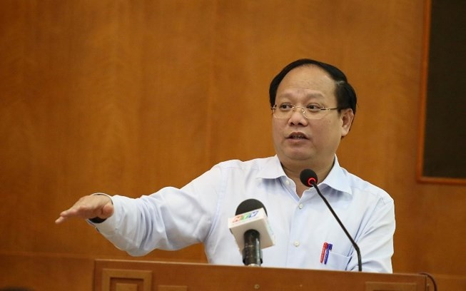 Ong Tat Thanh Cang lam Truong ban chi dao hoa giai, doi thoai TP.HCM hinh anh