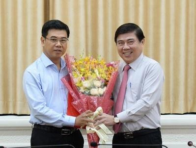 Ong Nguyen Van Dung lam Chu tich UBND quan 1 TP.HCM hinh anh