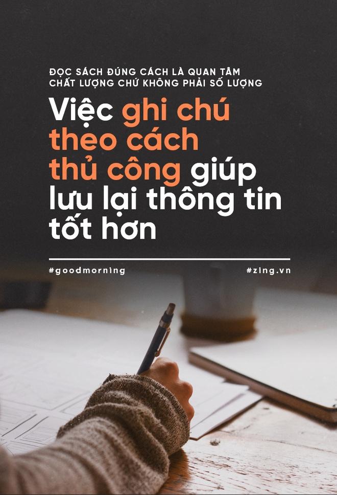 Doc sach dung cach la quan tam chat luong chu khong phai so luong hinh anh 6