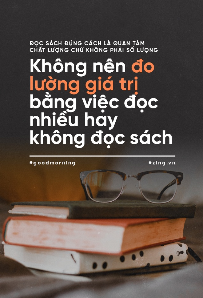 Doc sach dung cach la quan tam chat luong chu khong phai so luong hinh anh 7