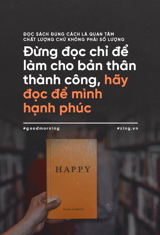 Doc sach dung cach la quan tam chat luong chu khong phai so luong hinh anh 8