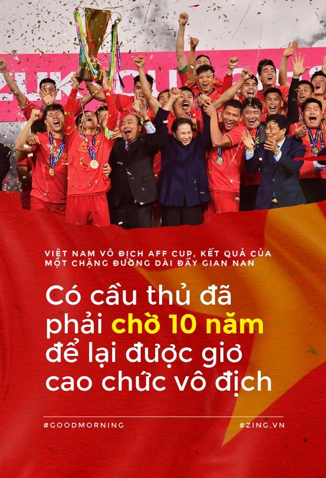 Viet Nam vo dich AFF Cup, ket qua cua mot chang duong dai day gian nan hinh anh 2