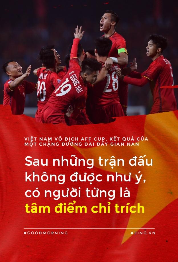 Viet Nam vo dich AFF Cup, ket qua cua mot chang duong dai day gian nan hinh anh 4