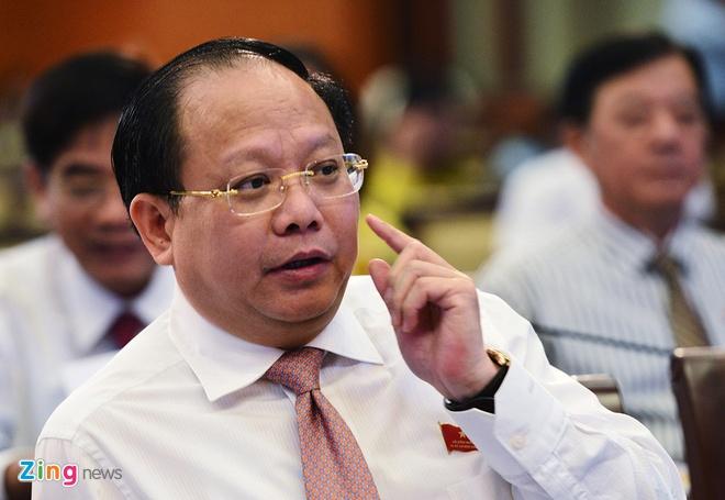 Ông Tất Thành Cang bị cách chức Ủy viên Trung ương, Phó bí thư TP.HCM