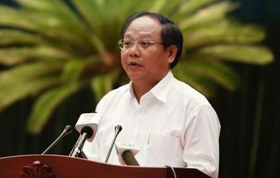 Ong Tat Thanh Cang bi cach chuc Uy vien Trung uong, Pho bi thu TP.HCM hinh anh