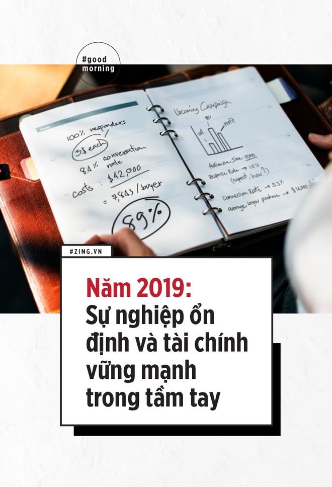 2 muc tieu cho nam 2019: Su nghiep on dinh va tai chinh vung manh hinh anh 1
