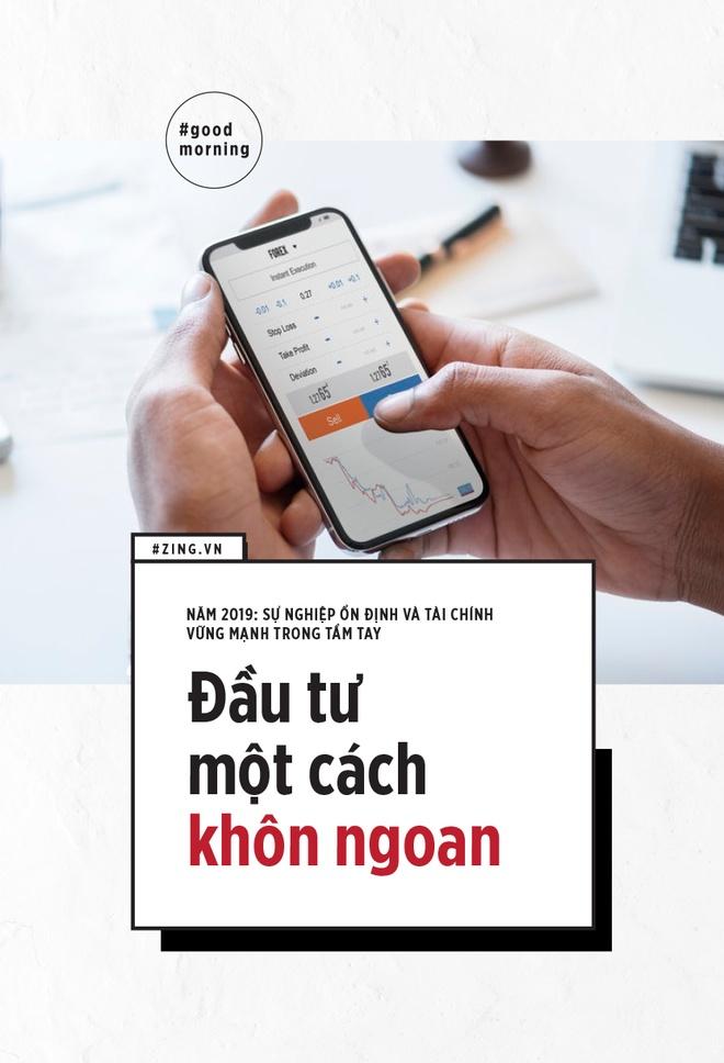 2 muc tieu cho nam 2019: Su nghiep on dinh va tai chinh vung manh hinh anh 6