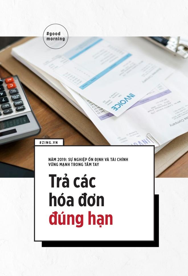 2 muc tieu cho nam 2019: Su nghiep on dinh va tai chinh vung manh hinh anh 7
