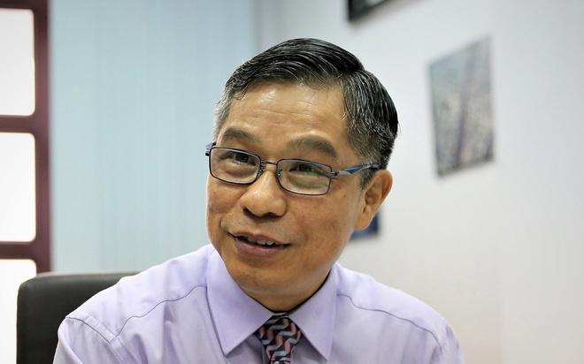 Ong Le Nguyen Minh Quang thoi chuc Truong ban quan ly Duong sat do thi hinh anh