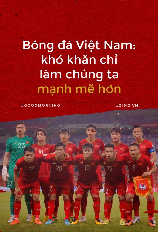 Bong da Viet Nam: kho khan chi lam chung ta manh me hon hinh anh 1