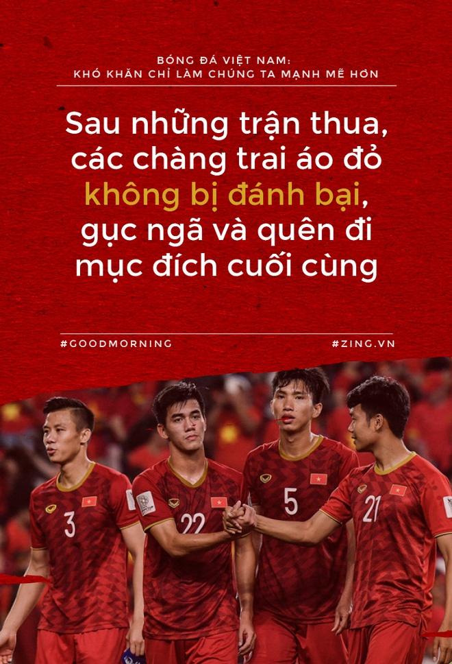 Bong da Viet Nam: kho khan chi lam chung ta manh me hon hinh anh 4