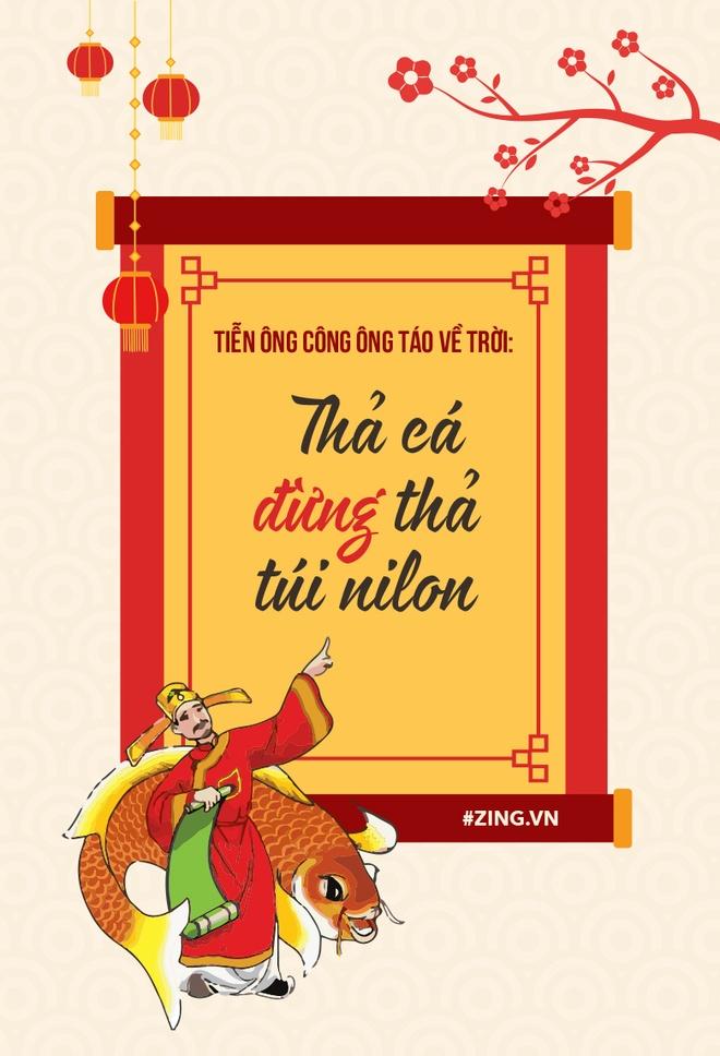 Tien ong Cong ong Tao ve troi: Tha ca dung tha tui nilon hinh anh 1