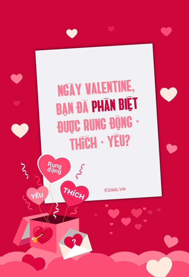 Ngay Valentine, ban da phan biet duoc rung dong - thich - yeu? hinh anh 1